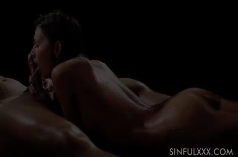 Rosaline Rosa получает нереальное удовольствие от секса #3