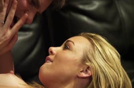 Миленькая Kayden Kross кончает от романтического секса #3