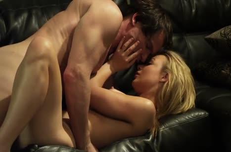 Миленькая Kayden Kross кончает от романтического секса #4