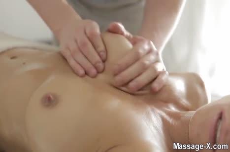 Красотка Rita Rush хорошо перепихнулась на массаже #2