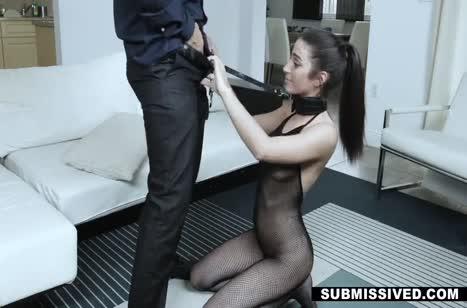 Jasmine Vega примерила БДСМ наряд и покувыркалась с бойфрендом #4